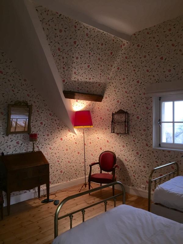 Chambre amis chambre duamis de m chambre duamis dans - Amenagement bureau chambre d amis ...