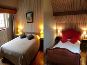 Chambre intime A B light